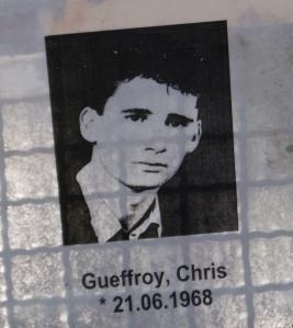 Chris Goeffroy